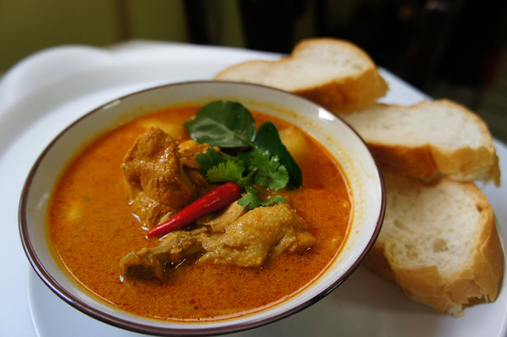 Tom Yam Curry
